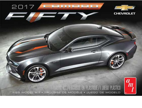 Maquette AMT 1035 Chevy Camaro 50th