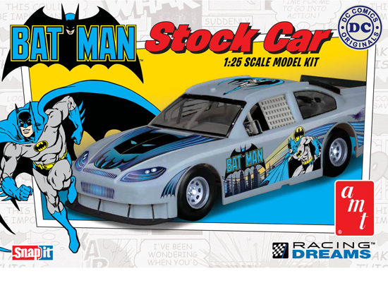Maquette AMT 940 Batman Stock Car 1/25