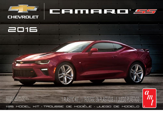 Maquette AMT 979 Chevy Camaro SS 1/25