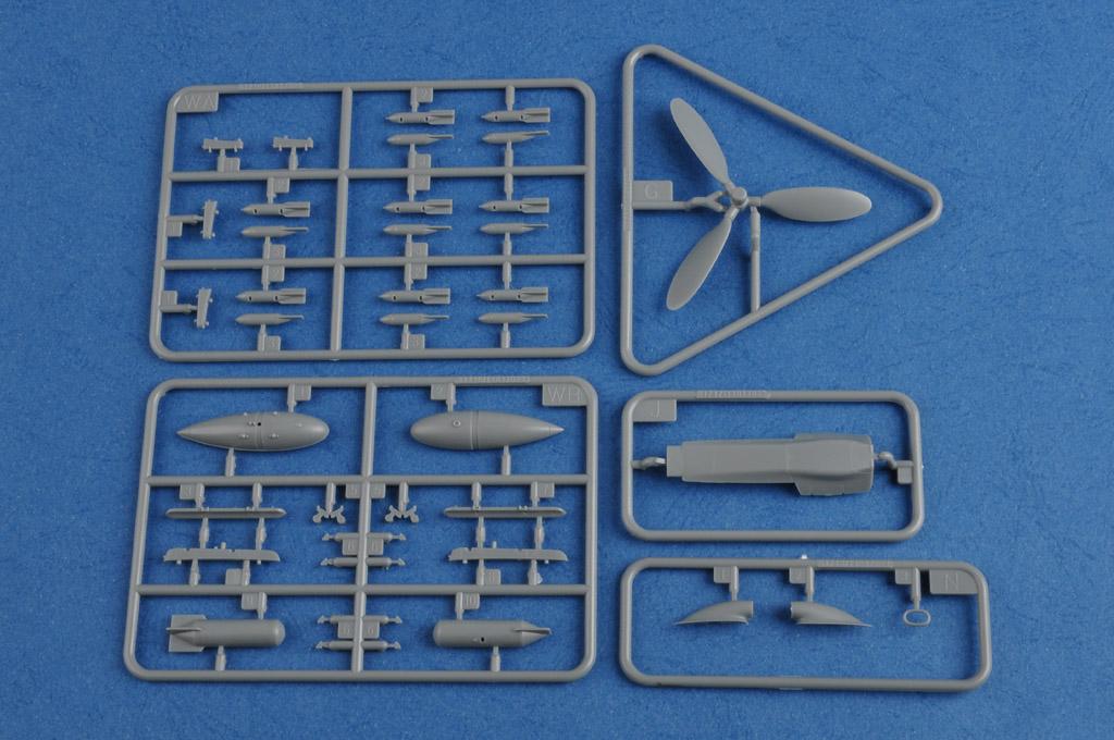 Maquette Hobbyboss 81719 Focke 48