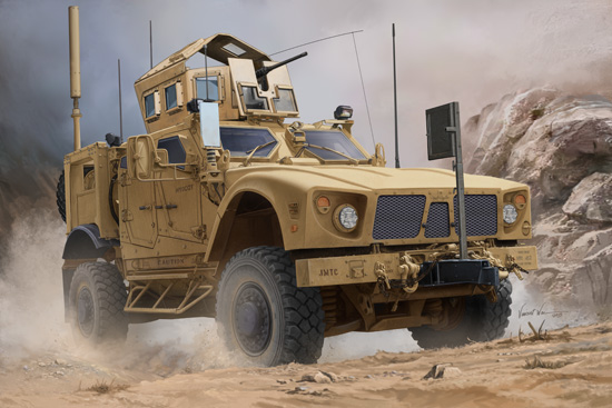 Maquette Trumpeter 00930 US M-ATV MRAP(Model kit)