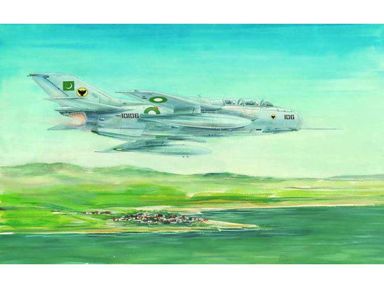 Maquette Trumpeter 02813 Shenyang FT-6 Trainer