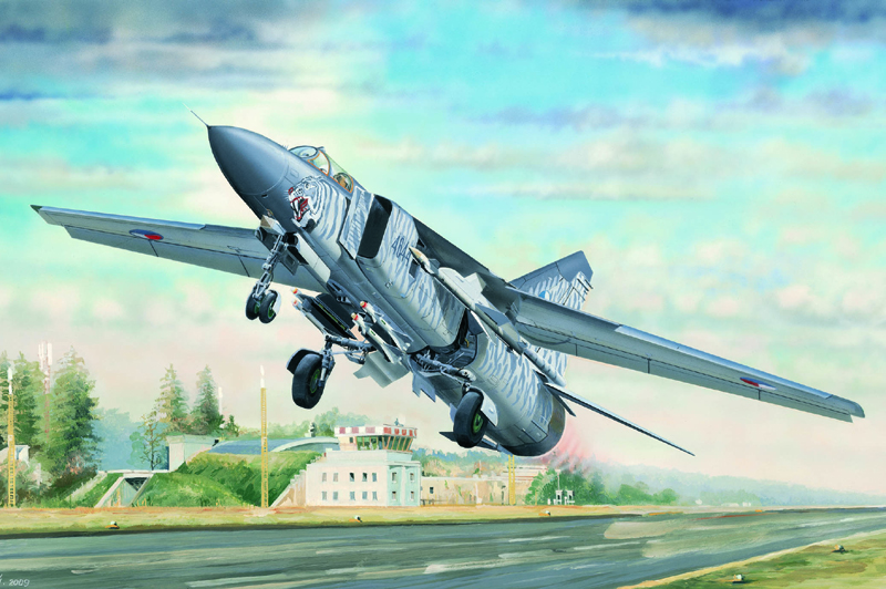 Maquette Trumpeter 03210 MiG-23ML Flogger-G