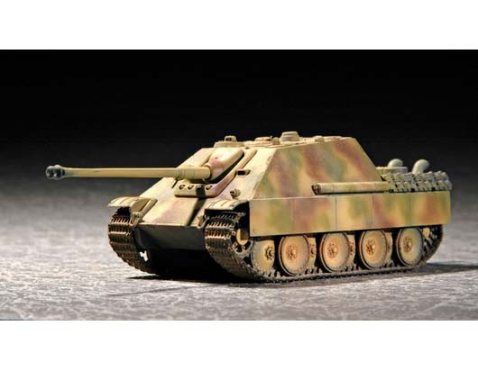 Maquette Trumpeter 07272 Jagdpanther (Late production)